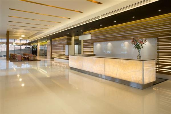 Illuminazione led per alberghi